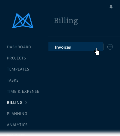 Create An Invoice Across Projects By Client Mavenlink Support - Create billing invoice